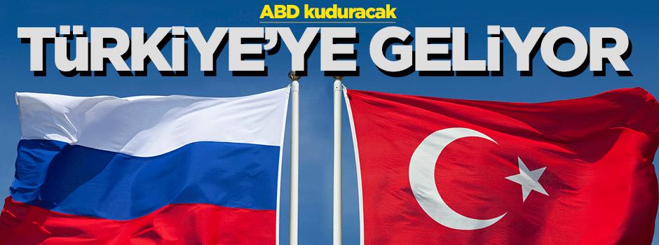 Rusya'dan ABD'yi kudurtacak ziyaret! Türkiye'ye geliyor