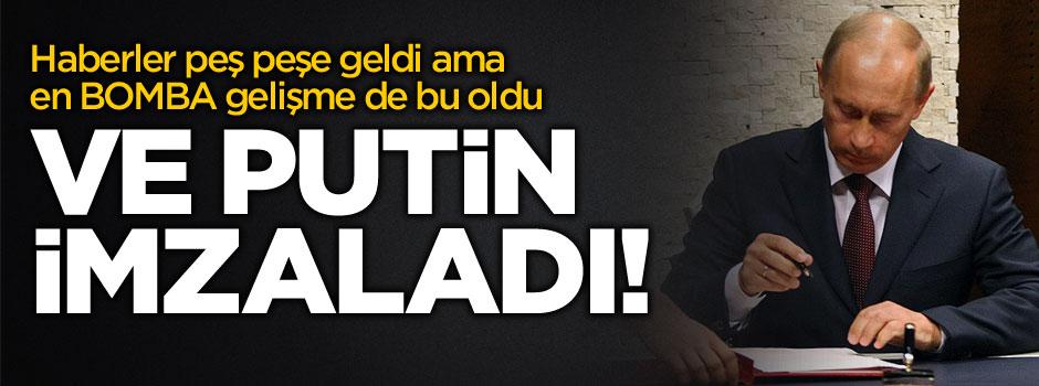 Rusya'dan en bomba Türkiye kararı: Kaldırıldı!