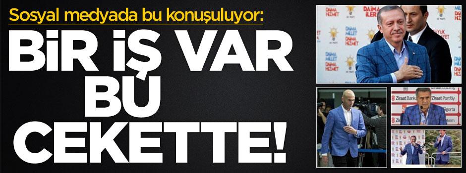 Şampiyonlar Ligi finaline Erdoğan mührü!