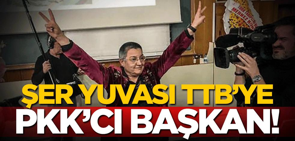 Şer yuvası TTB'ye PKK'cı başkan! - Yeni Akit