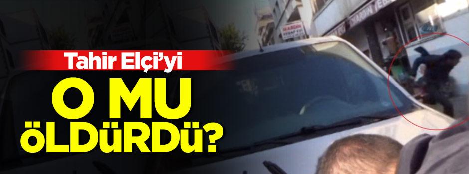 Tahir Elçi'yi bu terörist mi öldürdü?