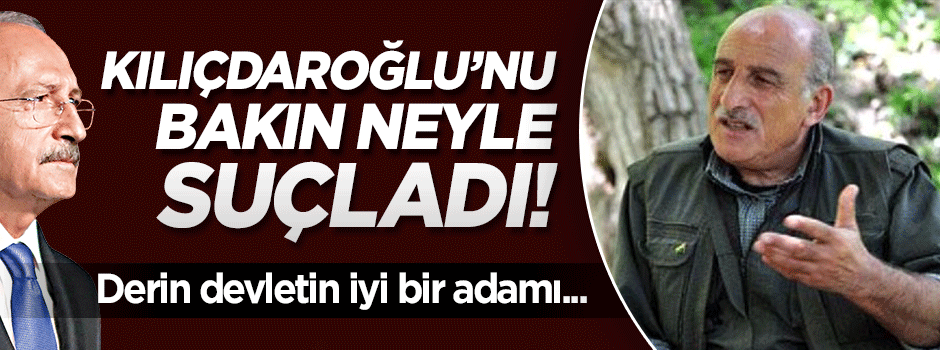 Duran Kalkan, Kılıçdaroğlu'nu 'ajanlık'la suçladı