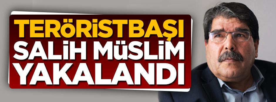 Teröristbaşı Salih Müslim Çekya'da enselendi