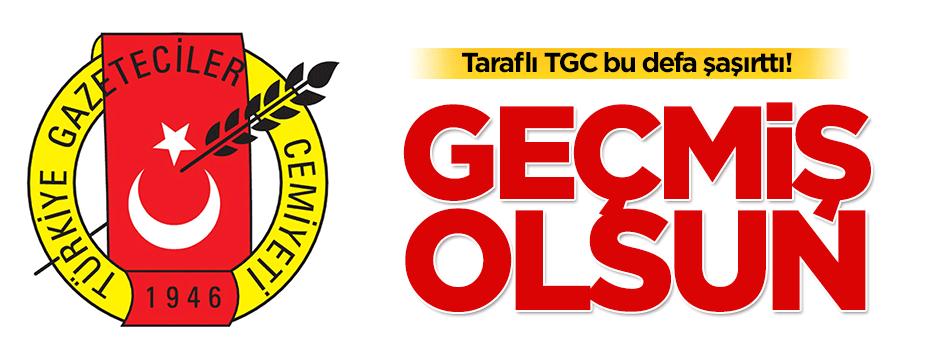 TGC şaşırttı: Akit ve Yeni Şafak'a yapılan saldırıyı kınıyoruz