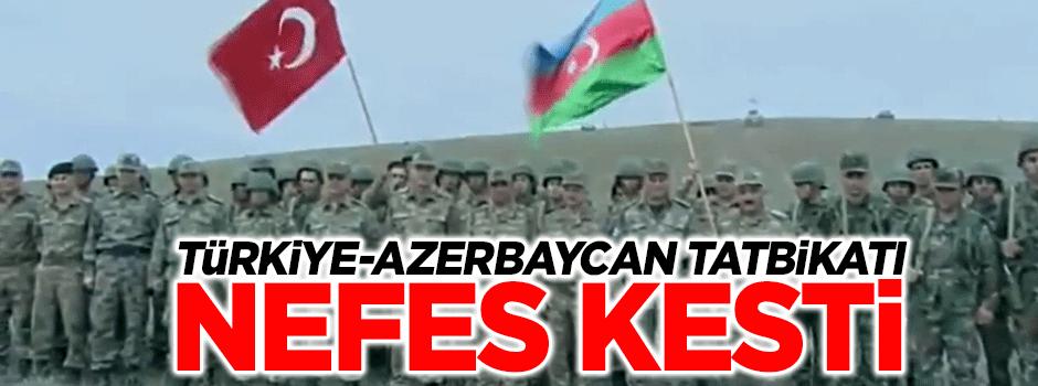 Türkiye-Azerbaycan savaş tatbikatı tıklanma rekorları kırdı
