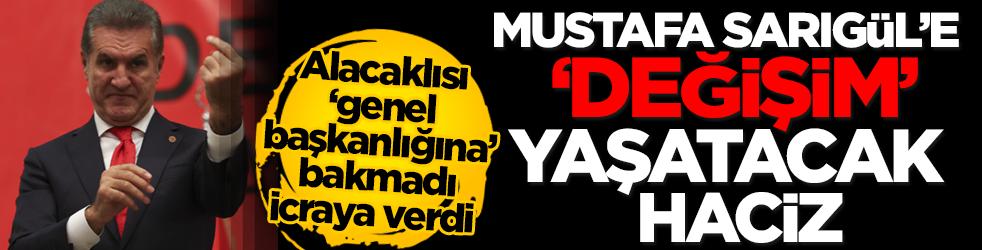 Mustafa Sarıgül'ün mallarına haciz