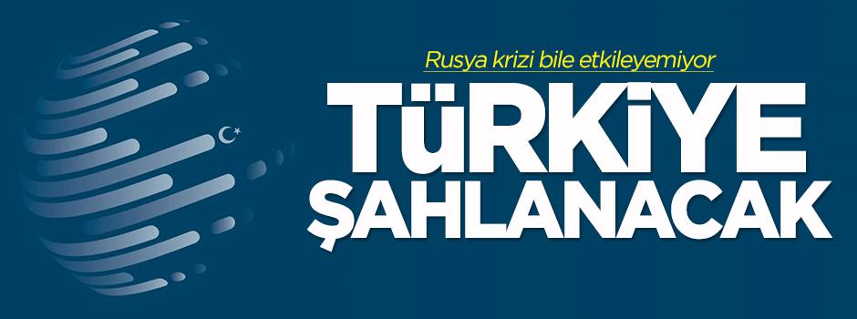 Türkiye şahlanacak! Tam 13 milyar dolar