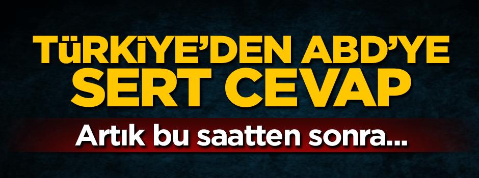 Türkiye'den ABD'ye çok sert Rakka tepkisi