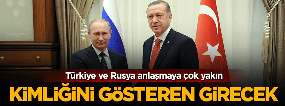 Türkiye'den Rusya'ya gidişte pasaportsuz giriş geliyor