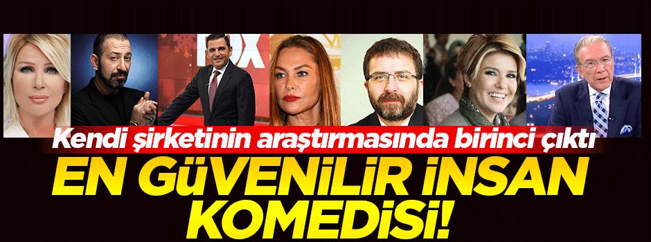 Türkiye'nin en güvenilir '30 ismi' komedisi
