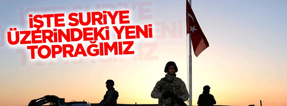 Türkiye'nin Suriye'deki yeni yerleşkesi 'Suriye Eşmesi Köyü'