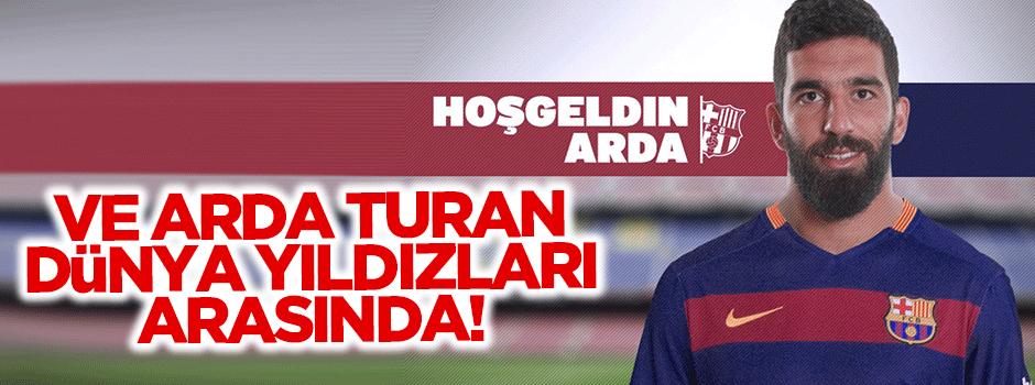 Ve Arda Turan sonunda anlaştı!
