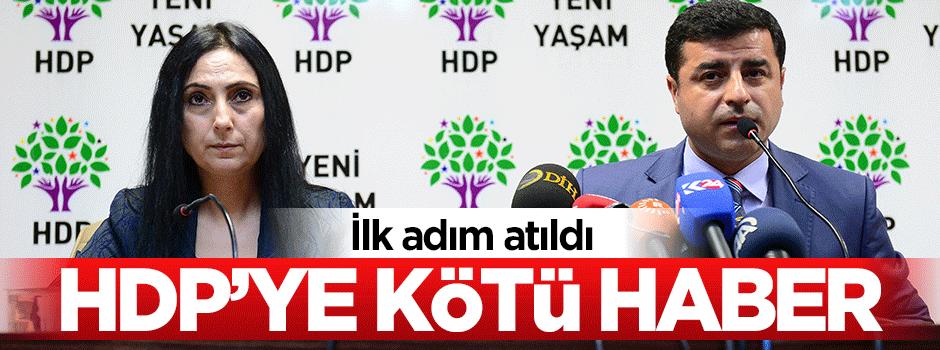 Yargıtay HDP için harekete geçti