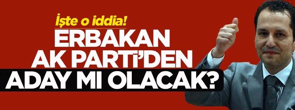 Yeniçağ'dan Fatih Erbakan iddiası
