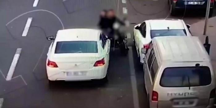 1 milyon 200 bin liralık çeki çalan hırsızlar yakalandı