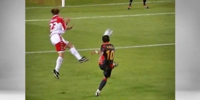 17 yıl önce bugün: Hagi'nin Monaco'ya attığı unutulmaz gol
