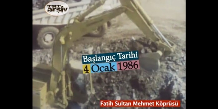 1973, 1988 ve 2016... Boğaz'ın Köprüleri