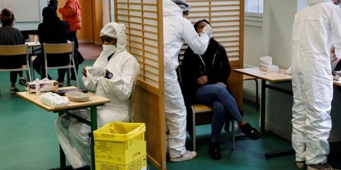 ABD'de korona salgınında hastaneye yatışlarda rekor