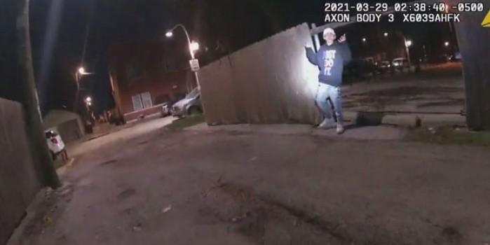 ABD'de vahşet! 13 yaşındaki çocuk polis tarafından böyle vuruldu