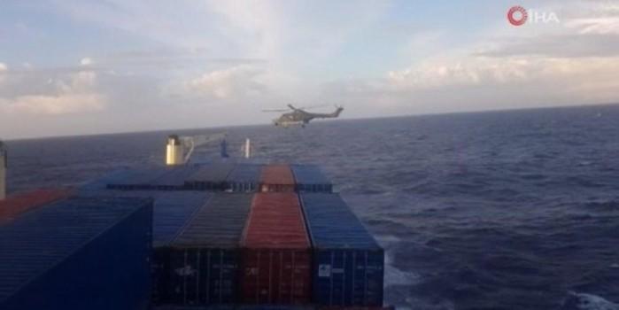 AB'den Türk gemisindeki hukuk dışı aramaya ilişkin skandal açıklama
