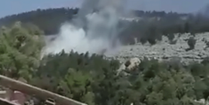 Abdullah Ağar sıcak gelişmeyi duyurdu! 'Bizim üs bölgesinden 7 uçak tespit edildi'