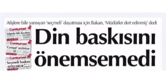 Açık açık söyleyin de anlatmakla uğraşmayalım! 'CHP eski CHP değil' diyen Ahmet Davutoğlu görsün