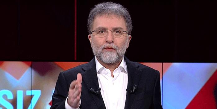 Ahmet Hakan canlı yayında alay konusu oldu! Tweet üzerinden siyaset böyle gündem oldu