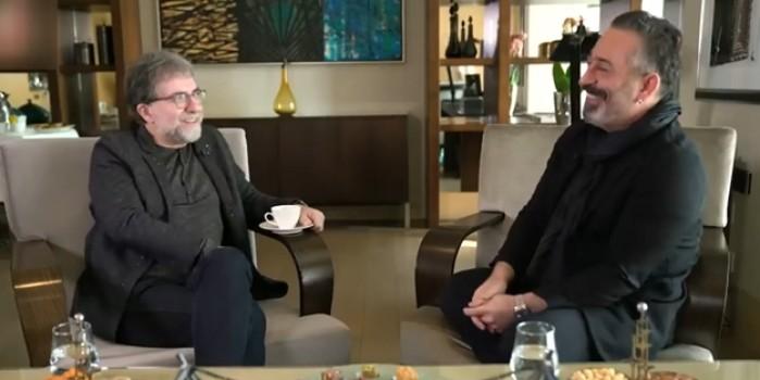 Ahmet Hakan ve Cem Yılmaz 'Garsonluk' yıllarını konuştu! Anılarını tazelediler