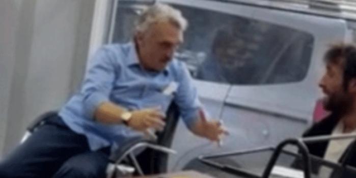AK Partili Çamlı intihar etmek isteyen genci ikna ederek hayata geri döndürdü