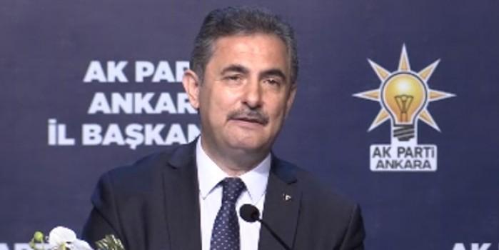 AK Partili Murat Köse: Ankara'da su vurgunu var