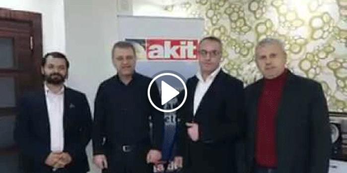 Akit Ankara Bürosu '#BenDeVarım' dedi