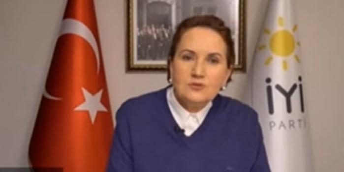 Akşener'den şaka gibi koronavirüs açıklaması! 'AK Parti ilk kez yaşıyor'