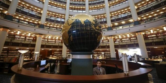 Alanında büyük bir boşluğu dolduracak... Cumhurbaşkanlığı Millet Kütüphanesi yarın açılıyor