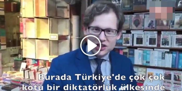 Alman gazeteciden AB ülkelerine tokat gibi cevap!