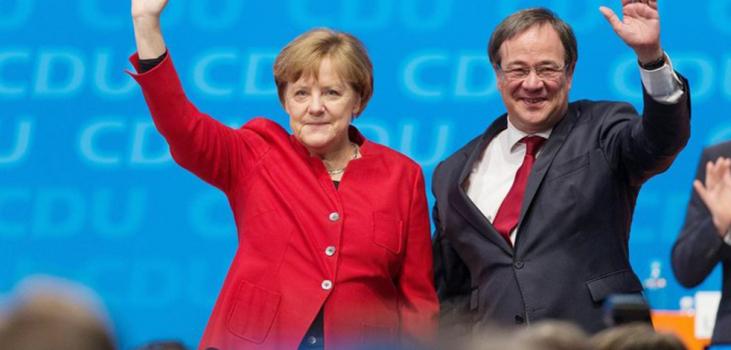 Almanya seçime gidiyor: Şansölye Merkel'in halefi o isim oldu