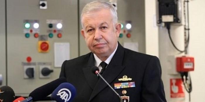 Amiral Cihat Yaycı FETÖ'yü işaret etti: Hedefleri Türkiye