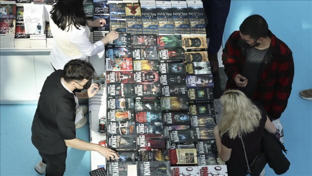 Ankara Kitap Fuarı, hafta sonu 90 bini aşkın ziyaretçi ağırladı