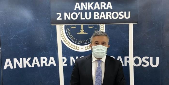 Ankara'da ikinci baro için bin 520 imza toplandı
