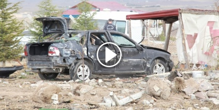 Ankara'daki canlı bomba olayının inceleme çalışmaları tamamlandı