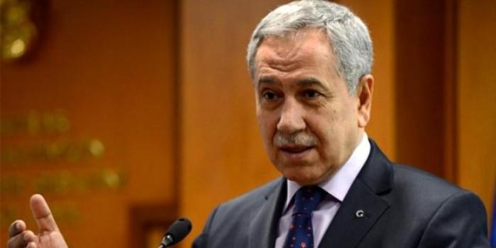 Arınç'ın istifasına AK Parti ve MHP'den ilk yorum