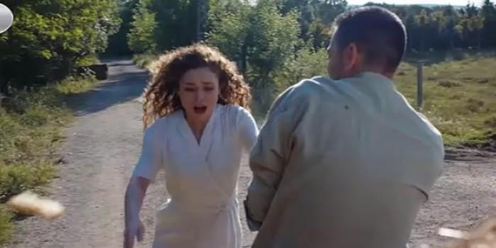 Aşkın Tarifi dizisinde tepki çeken sahne! Vatandaşlar çileden çıktı