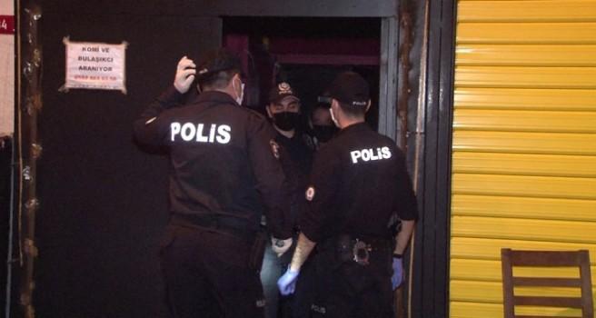 Ataşehir'de koronaya aldırmadan parti yapan eğlence merkezine baskın