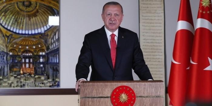 Ayasofya Camii'nde Cuma namazını Erdoğan mı kıldıracak? Erdoğan, Bediüzzaman'ın talebesi Hüsnü Bayramoğlu'na bizzat açıkladı!