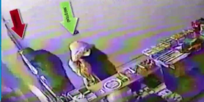 Aynı gün 3 kişiye dehşeti yaşattı! Güvenlik kameralarından tespit edildi