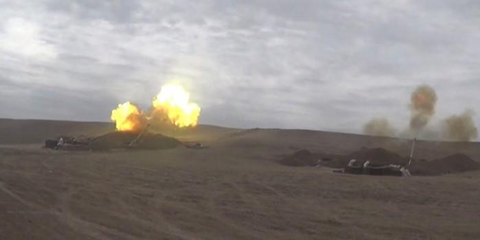 Azerbaycan, Ermeni ordusuna ait hedefleri vurmaya devam ediyor