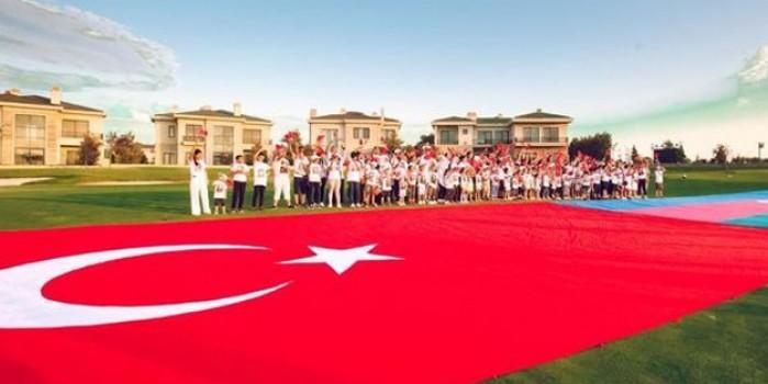 Azerbaycanlı şehit çocuklarından Türkiye'ye ağlatan mesaj