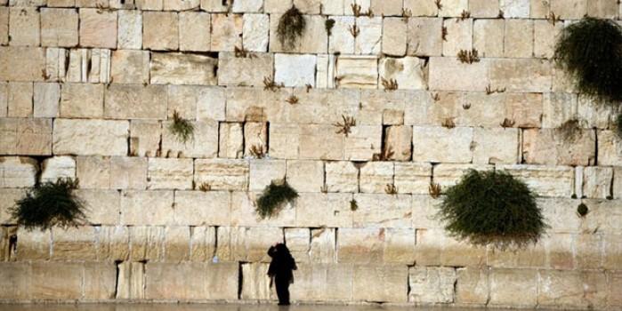 BAE'liler soluğu Ağlama Duvarı'nda aldı