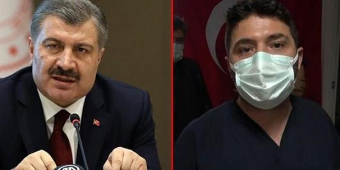 Bakan Koca, savcının nüfuzunu kullanarak mağdur ettiği doktorla görüştü!