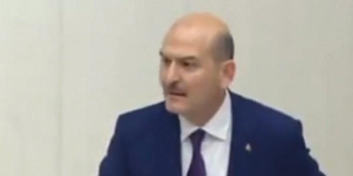 Bakan Soylu'dan tarihi ayar! 'Senin gibi PKK'nın tüzüğünü okumam'
