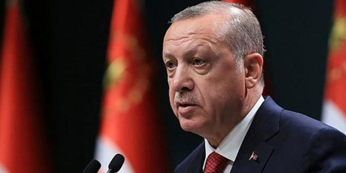 Başkan Erdoğan'dan Bülent Arınç açıklaması